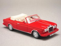 Bentley Continental Convertible 1984 (Spark) 1/43e