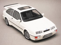Ford Sierra Cosworth RS blanche (Norev) 1/18e