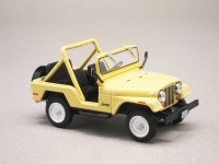 "Jeep CJ-5 ""Charlie's angels"" (Greenlight) 1/43e"