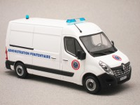 Renault Master Administration Pénitentiaire (Eligor) 1:43