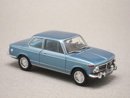 BMW 2002 ti bleue (Whitebox) 1/43e