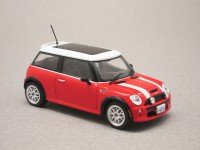 "Mini Cooper ""The Italian Job"" 2003 (Greenlight) 1/43e"
