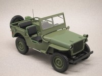 Jeep Willys (Norev) 1/18e