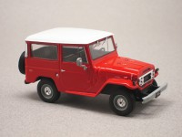 Toyota Land Cruiser FJ40 (First:43) 1/43e