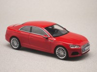 Audi A5 2016 red (Spark) 1:43