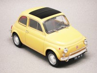 Fiat 500 L yellow (Norev) 1:18