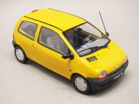 Renault Twingo Lemon Yellow (Norev) 1:18