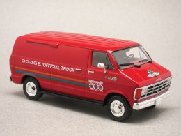 Dodge B150 Ram Van 1987 (Greenlight) 1/43e