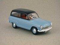 Simca P60 Ranch par Norev