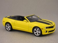 Chevrolet Camaro SS Convertible (Luxury-Collectibles)