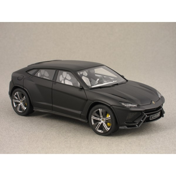 lamborghini urus black nemesis looksmart 1 43e minicarweb. Black Bedroom Furniture Sets. Home Design Ideas