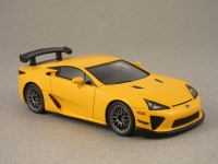 Lexus LFA Nürburgring orange (Ebbro)