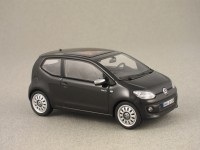"Volkswagen Up ! ""Black"" (Schuco) 1/43e"