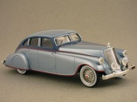 Pierce-Arrow Silver Arrow (IXO) 1/43e