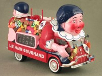 """Renault """"Le Nain Gourmand"""" (Provence Moulage) 1:43"""