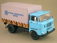 IFA W50L (Whitebox) 1/43e