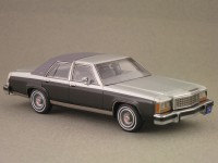 Ford LTD Crown Victoria (Matrix) 1/43e