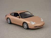Porsche 911 type 996 phase 2 par Minichamps