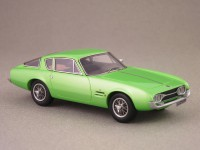 Ghia 230 S Coupé (Matrix) 1/43e
