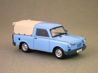 Trabant 1.1 pick-up fermé (IST Models) 1/43e