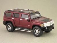 Hummer H3 (Luxury Collectibles) 1/43e