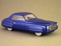 Delahaye 135MS coupé Ghia-Aigle (Nickel) 1/43e