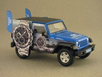 Jeep Wrangler Festina 2013 (Greenlight) 1/43e