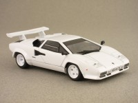 Lamborghini Countach LP 400S (Whitebox) 1/43e