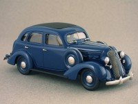 Graham 116 Supercharged 1937 (Brooklin) 1/43e