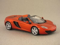 McLaren MP4-12C Spider (Minichamps) 1/43e