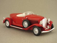 Auburn Boattail roadster (Whitebox) 1/43e
