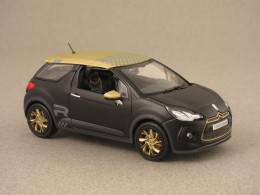 Citroën DS3 Racing Gold Mat (Norev) 1/43e