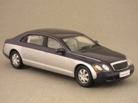 Maybach 62 (Whitebox) 1/43e