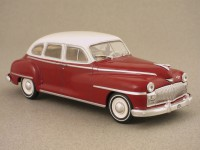 DeSoto Suburban 1946 (Whitebox) 1/43e