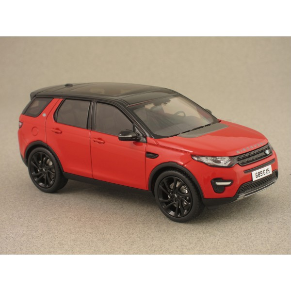 land rover discovery sport rouge premium x 1 43e minicarweb. Black Bedroom Furniture Sets. Home Design Ideas