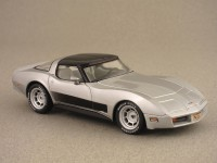 Chevrolet Corvette C3 (Whitebox) 1/43e