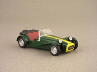 Lotus Super Seven (Solido) 1/43e